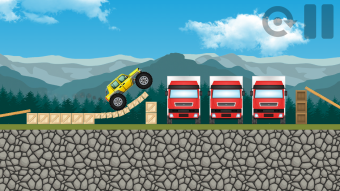 Truck Jumper Screenshot