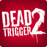 dead trigger 2 zombie shooter آیکون
