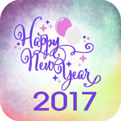 best new year messages 2017 icon