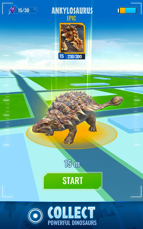 Jurassic World™ Alive screenshot 2
