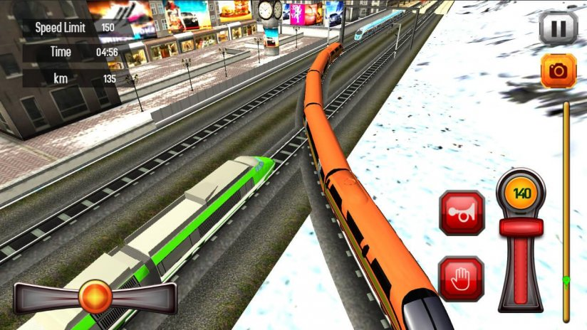 Subway Train Racing 3D 2019 2 3 Download APK for Android
