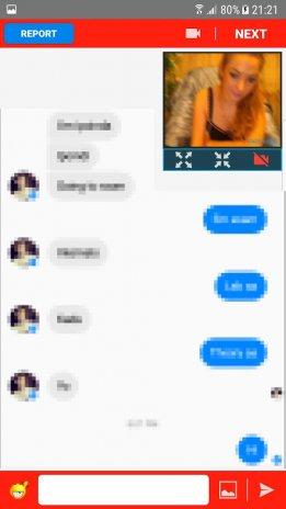 x random chat