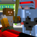 Block Escape Horror City