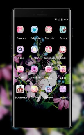 Flower Theme For Vivo Y69 Wallpaper Hd 102 Download Apk For