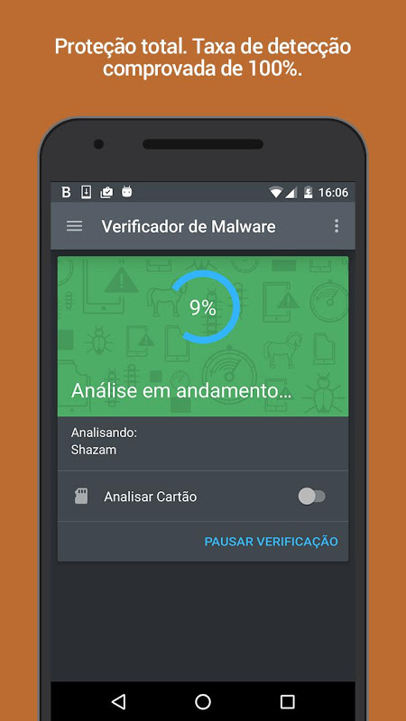 Bitdefender Mobile Security & Antivirus screenshot 1