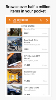 Adverts.ie Buy & Sell Nearby screenshot 1
