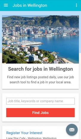 Jobs in Wellington New Zealand 10 0 0 Download APK for