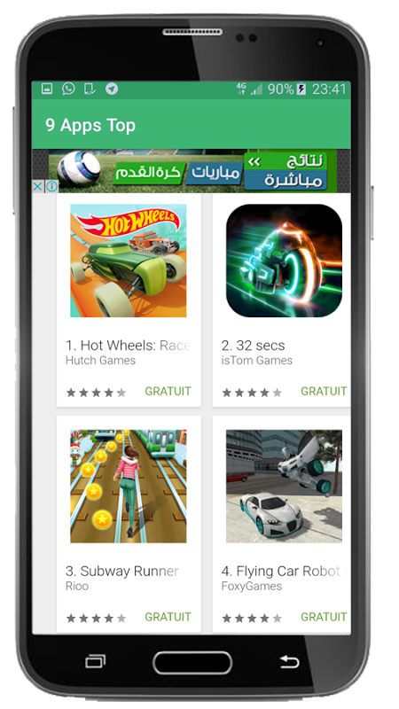 9 apps android apps sexy games