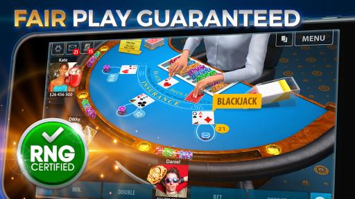 Blackjack 21 - Online Casino screenshot 5