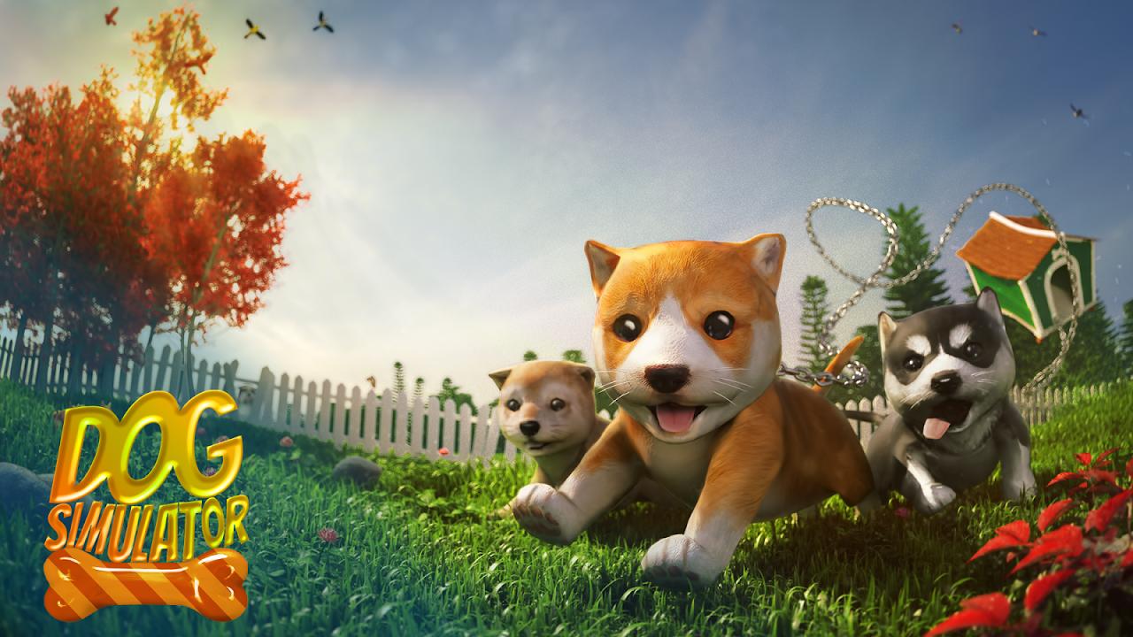 Скачать игру симулятор собаки на андроид