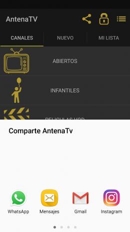 Ve la mejor television del mundo en tu movil 1 4 3 Descargar APK
