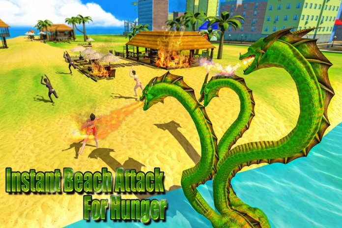 Hydra Snake City Attack 1 0 Download APK for Android - Aptoide