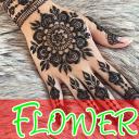 Flower Mehndi Designs