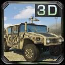 战争卡车3D停车 - War Truck Parking