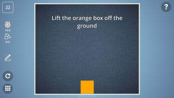 Brain It On! - Physics Puzzles Screenshot