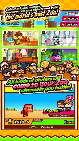 ZOOKEEPER BATTLE 4 6 6 Download APK for Android - Aptoide