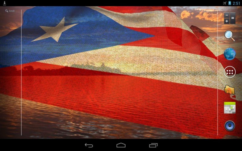 Puerto Rico Flag Live Wallpaper 4 2 5 Download Android Apk Aptoide