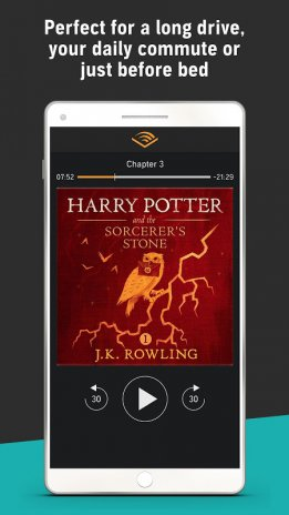 Audiobooks from Audible 2 37 0 Download APK for Android - Aptoide