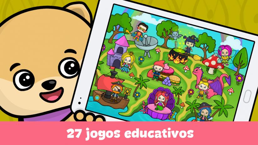 a11f33bb41 jogos infantis para bebes jogo puzzle de criancas captura de tela 1 ...