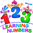 Kids number games for toddlers! Counting for kids