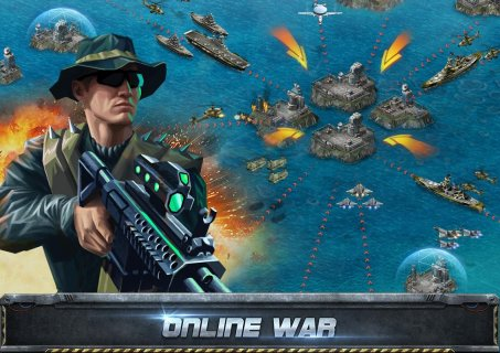 War Games - Commander screenshot 4