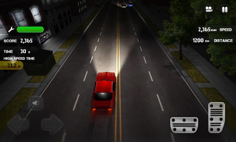 Race the Traffic screenshot 1