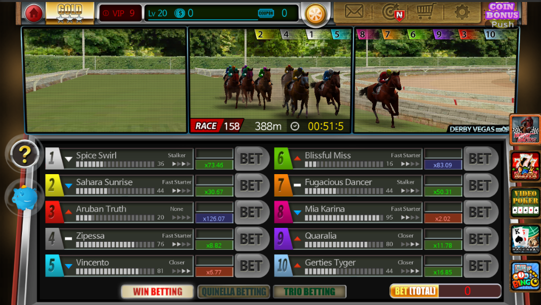 Horse Racing Casino 9 0 0 Download Android Apk Aptoide