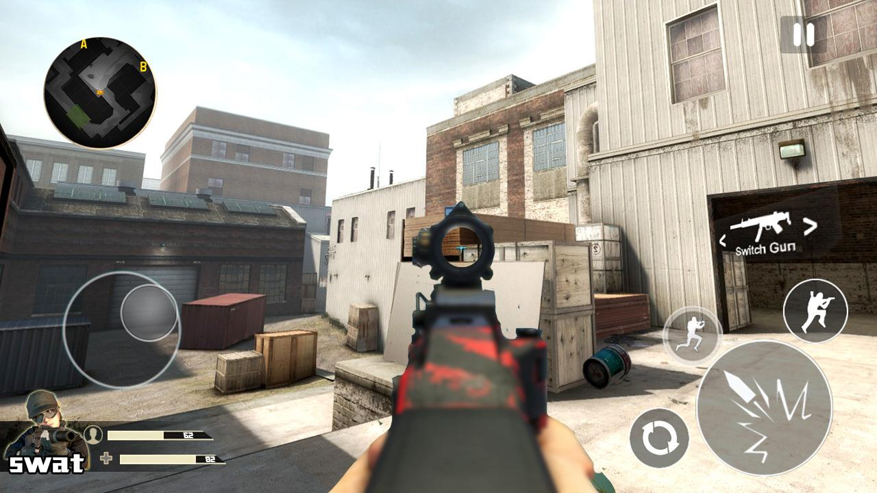 Counter Terror Sniper Shoot screenshot 2
