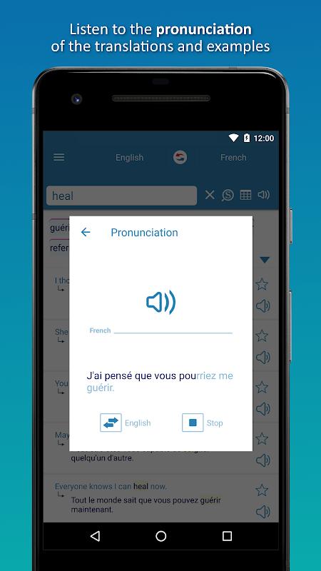 Reverso Translation Dictionary screenshot 5