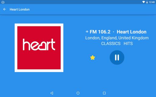 Simple Radio by Streema screenshot 14