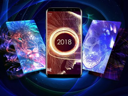 Neon 2 | HD Wallpapers - Themes 2018 screenshot 12
