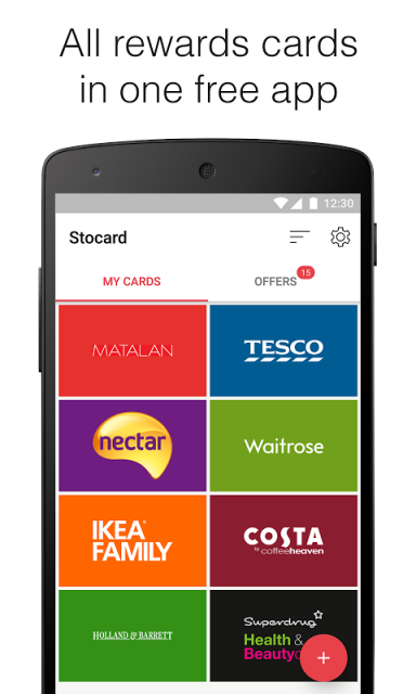 Stocard - Loyalty Cards Wallet | Download APK for Android ...
