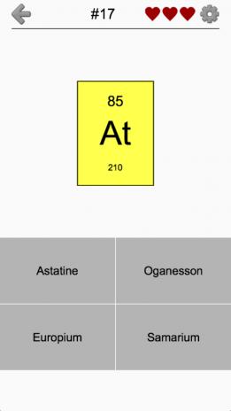 Los elementos qumicos de la tabla peridica 20 descargar apk para los elementos quimicos de la tabla periodica captura de pantalla 5 urtaz Images