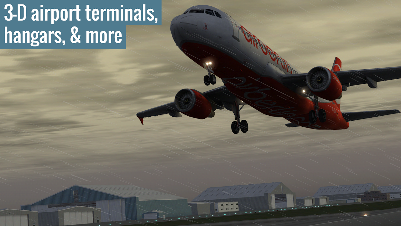 X-Plane 10 Flight Simulator screenshot 1