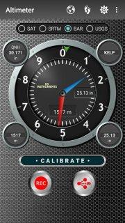 Altimeter screenshot 3