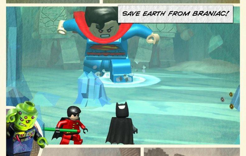 LEGO ® Batman: Beyond Gotham screenshot 4