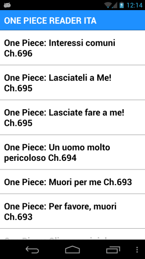 OnePiece Screenshot