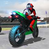 Bike Race X Speed Icon