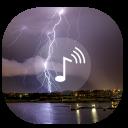 Thunder Rain-Sleep Meditation Sounds