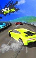 Fast Car Racing Stunts Drift Speed Stunt Driver Screen