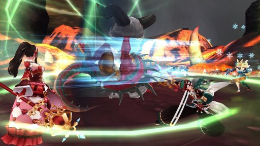 Dawn Break: The Flaming Emperor screenshot 3