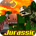 Mod Jurassic Craft World for MCPE