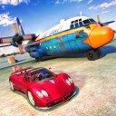 Car Transporter Plane Simulator 3D Airplane Games