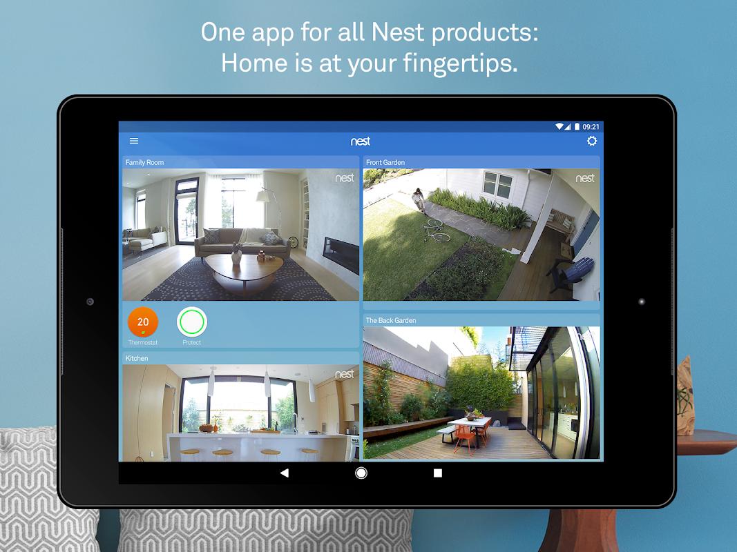 Nest screenshot 5