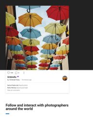 500px – Photography screenshot 7