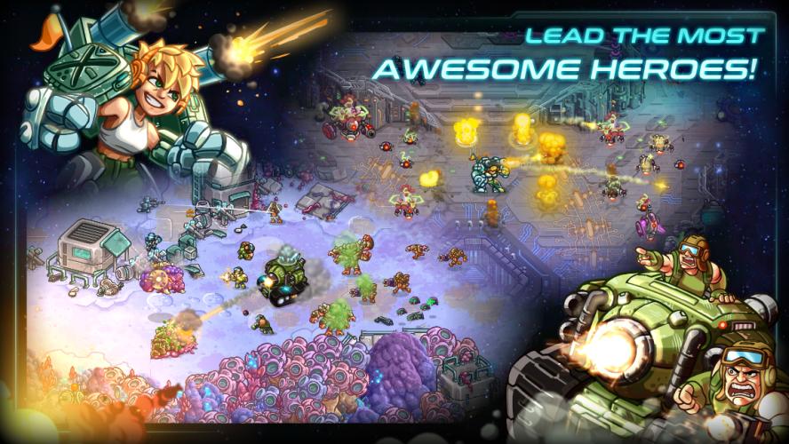 Iron Marines screenshot 13