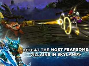 skylanders battlecast screenshot 3