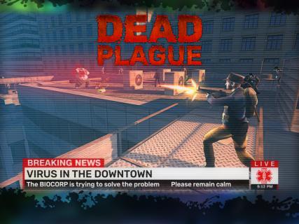 DEAD PLAGUE: Zombie Survival screenshot 3