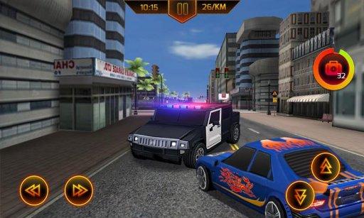 Police Car Chase screenshot 3