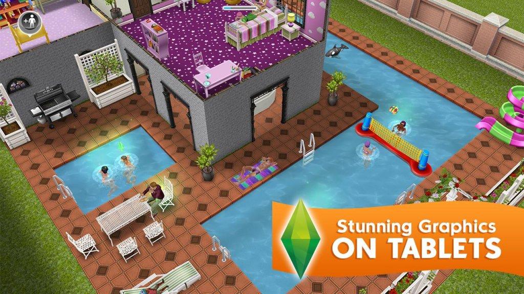 Скачать The Sims FreePlay для Android
